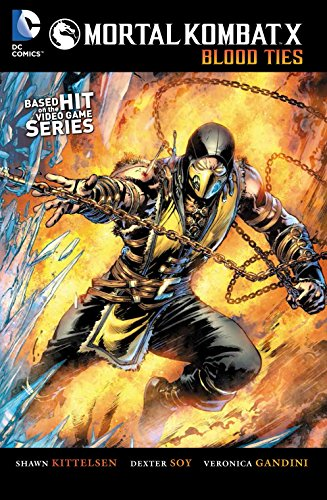Mortal Kombat X: Blood Ties