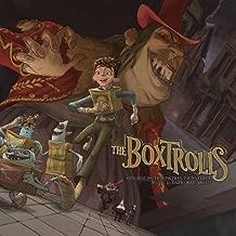 The Boxtrolls Soundtrack