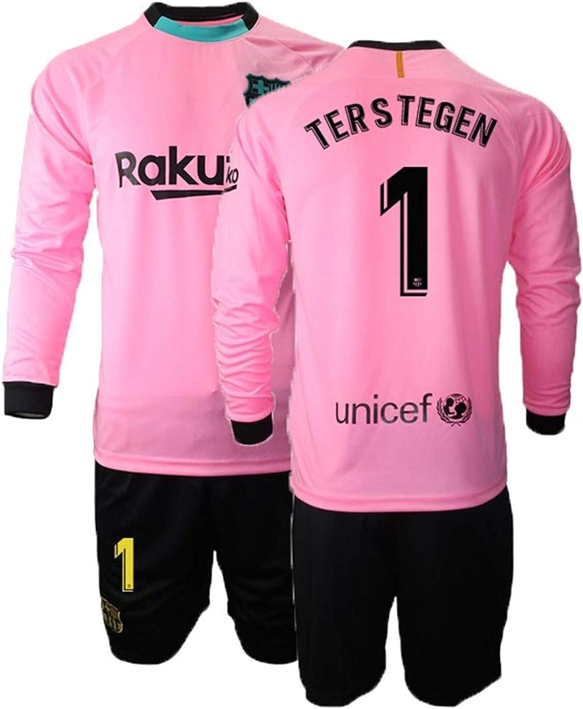 Fu/ßball FC #1 TER Stegen Torwarttrikot 2020 Trikot Und Hose