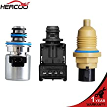HERCOO Transmission Governor Pressure EPC Solenoid Transducer with Output Speed Sensor for 2000 Up Dodge Dakota Durango, Dodge Ram 1500/2500/3500, Jeep Grand Cherokee