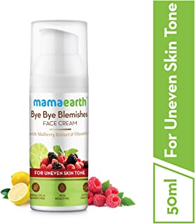 Mamaearth Bye Bye Blemishes For Pigmentation, Sun Damage & Spots Correction - 50 Ml (Single Pack)