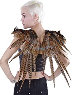 evil fairy wings costume