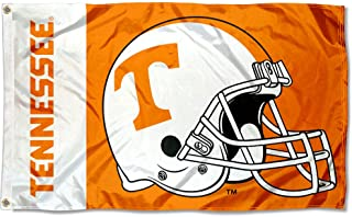 College Flags and Banners Co. Tennessee Volunteers Football Helmet Flag