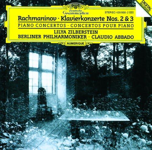 リーリャ・ジルベルシュテイン, ベルリン・フィルハーモニー管弦楽団 & クラウディオ・アバド