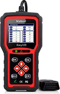 VIDENT iEasy320 OBD2 Scanner OBDII CAN Diagnostic Code Reader Auto Check Engine Scan Tool with Comparassions of Live Data
