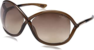 Tom Ford Whitney Butterfly Sunglasses for Women