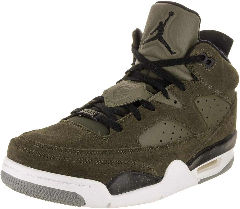 Nike Jordan Son Of Low Low Low - wolf grey/emerald rise-black-w - Basketball-Schuhe-Herren B07H3XJHCL  291b61