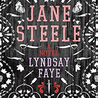 Jane Steele cover art