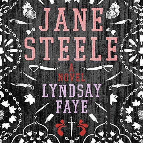 『Jane Steele』のカバーアート