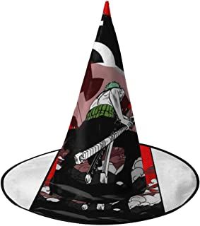 One Piece Zoro Vs Kuma Witch Hat Halloween Unisex Costume For Holiday Halloween Christmas Carnivals Party