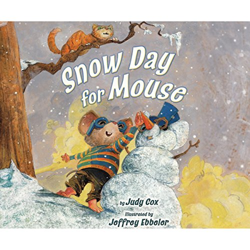 Snow Day for Mouse audiobook cover art