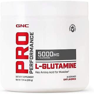 GNC Pro Performance L-Glutamine 5000mg 225 g