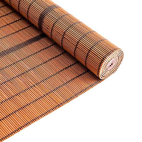 Gordijn van bamboe Persianas Enrollables de Madera, Persianas Opacas Verticales, Adecuadas para Sala de Estar/Dormitorio/Hotel, 70/90/110/130cm de Ancho (Size : 130x190cm)