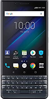 Blackberry Key2 LE Dual SIM - 64GB, 4GB RAM, 4G LTE, Atomic Red
