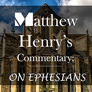 Matthew Henry's Commentary cover art