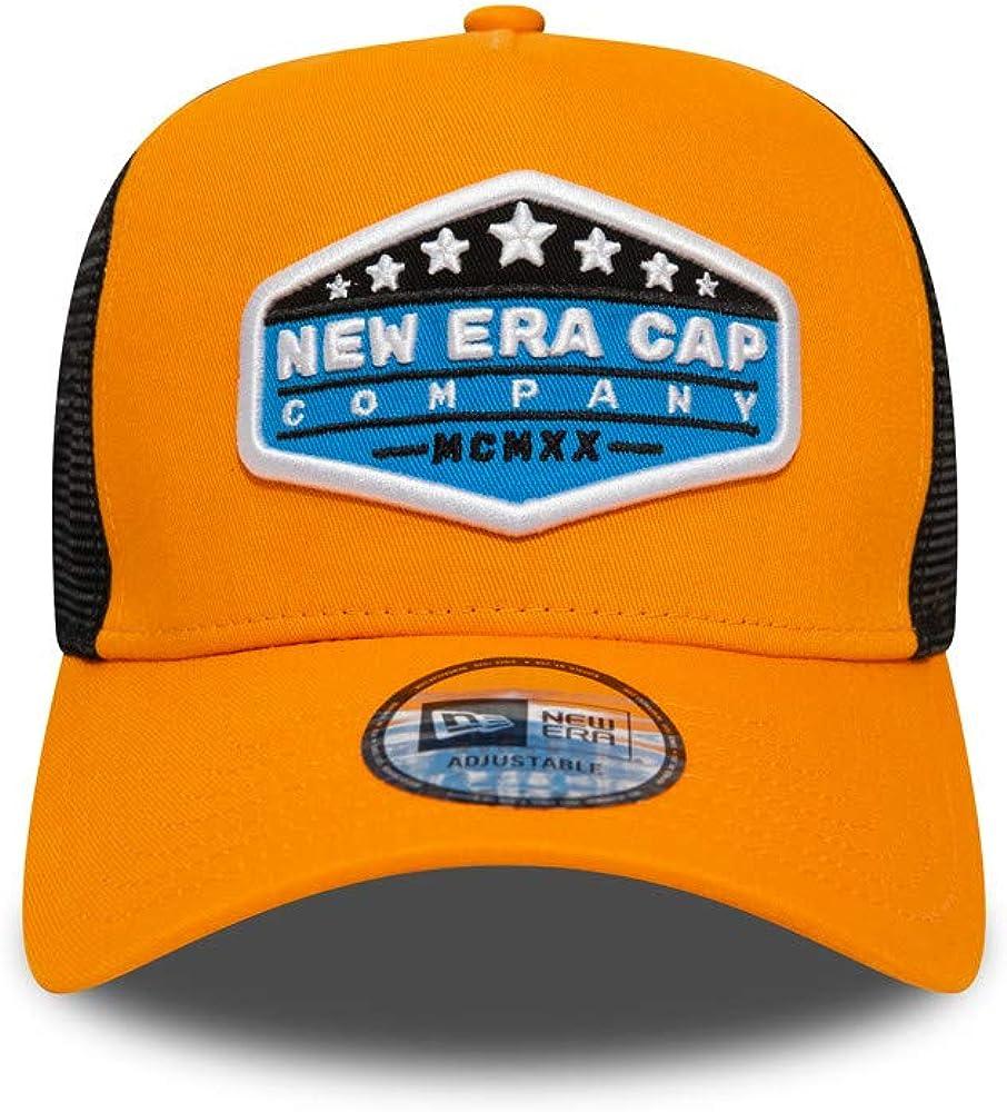 New Era Harlem un cadre réglable Snapback Trucker Cap Casquette