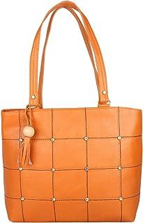 TYPIFY Women's Handbag (TBAG336-MANGO_Mango)
