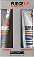 Gifts & Sets by Fudge Clean Blonde Damage Rewind Violet-Toning Duo