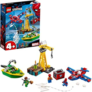 LEGO Super Heroes Spider-Man: Robo de Diamantes