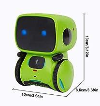 Juguete de compresión de compresión, broma, juguetes de escritorio for la oficina for adultos, robots tipo for niños, baile, comando de voz, control táctil, juguetes, robot interactivo, juguete lindo,
