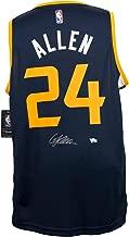 Grayson Allen Utah Jazz Signed Blue Fast Break Fanatics Basketball Jersey Fanatics