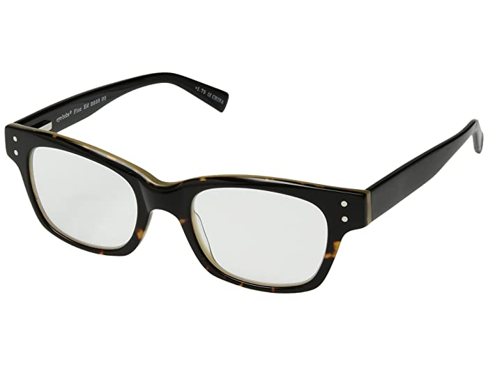 Fizz ED (Demi Torte/Black) Reading Glasses Sunglasses