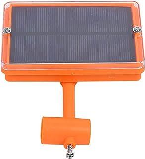 Solar Powered Ultrasonic Outdoor Bird Animal Repeller Activated Repellent Bird Animal Control Rodent Garden supplies 2020new