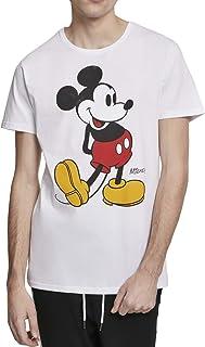 MERCHCODE Mickey Mouse Camiseta Hombre