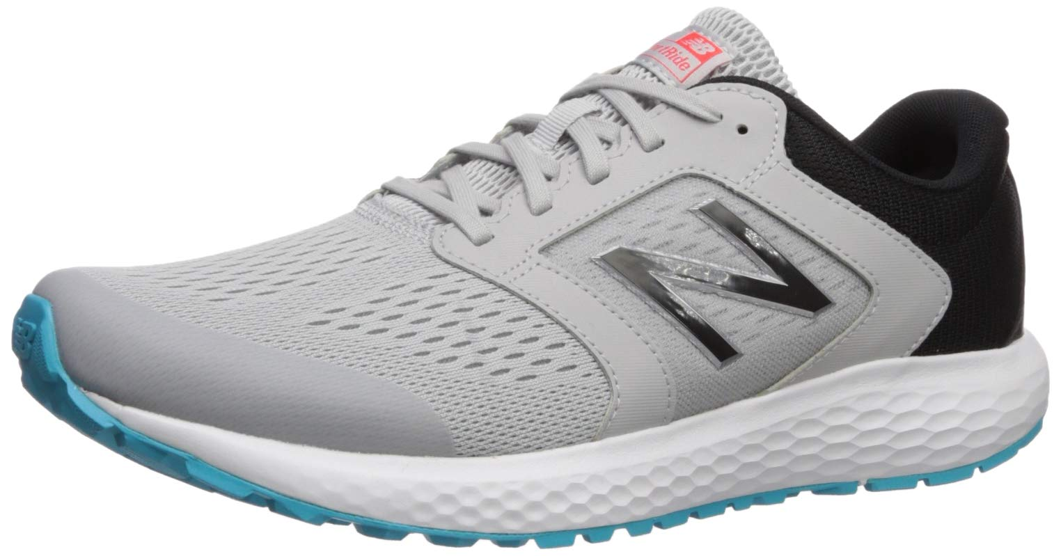 New Balance Cushioning Running Silver