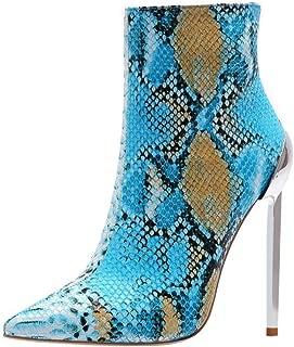 Melady Women Fashion Ankle Boots Zipper