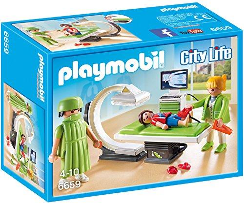 Playmobil 6659 - Röntgenraum