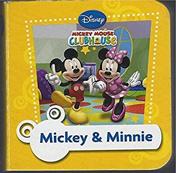 Board book Mickey & Minnie Book