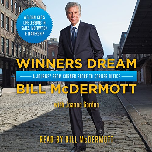 Winners Dream audiobook cover art