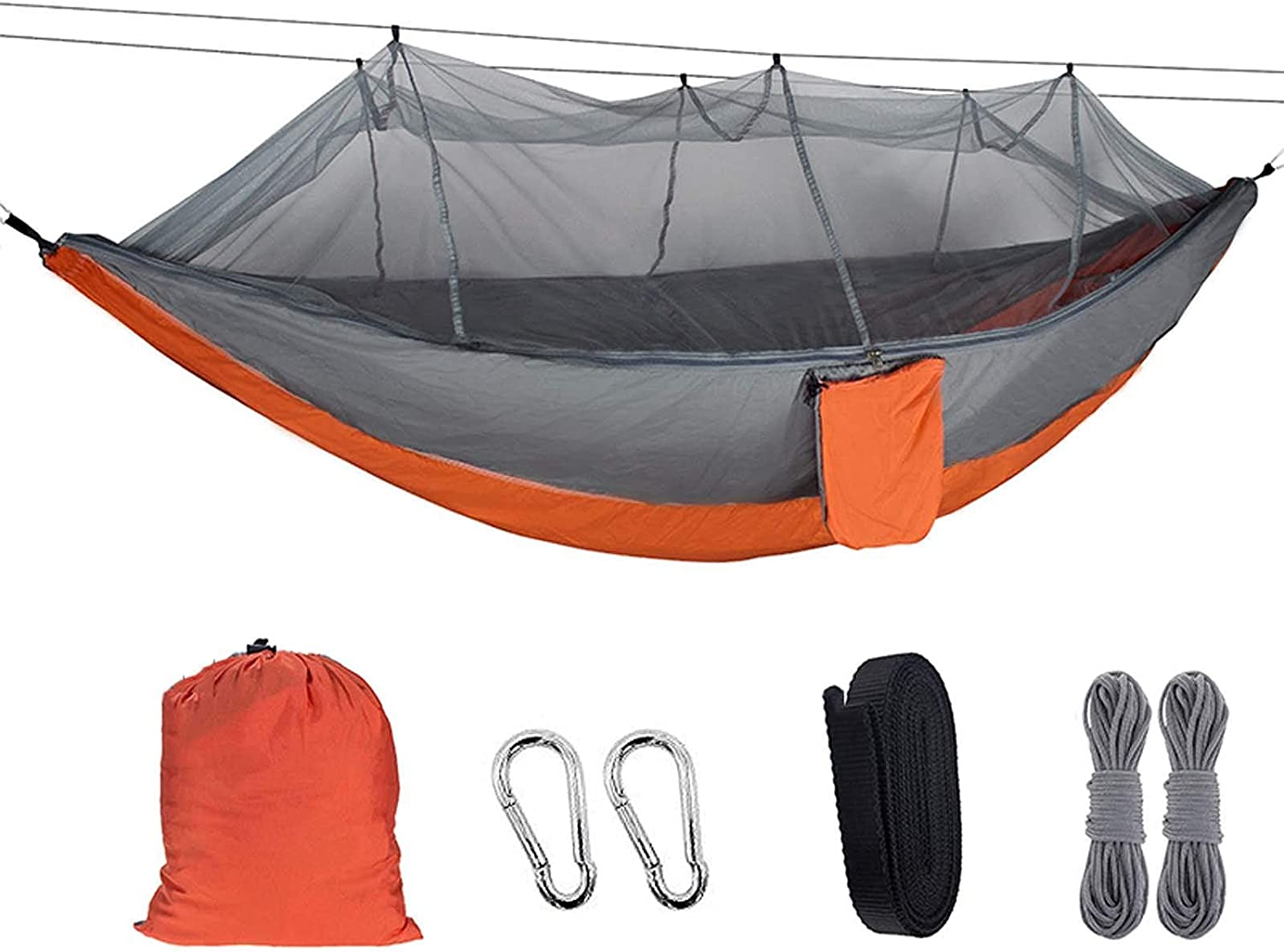 RVTYR Double Camping Hammock Max 86% OFF with Net Easy depot up As to Hold 440Lbs