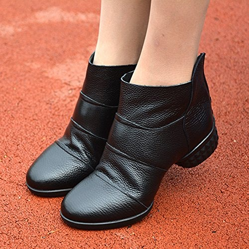 Wuyulunbi@ Chaussures Chaussures de danse moderne Chaussures fond mou