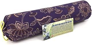 Juniper Bolster Roll Pillow - Cervical Bolster - Bolster for Head Legs Back Support - roll Pillow Body - roll Pillow Bolster- Neck Rest roll Pillow - Ukrainian Juniper Sawdust 4