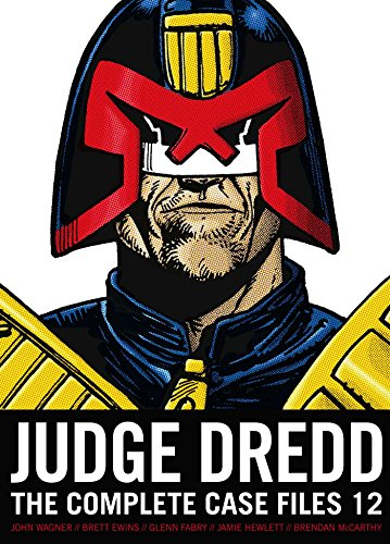 Judge Dredd: The Complete Case Files 12 (12)