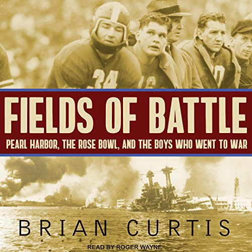 Fields of Battle audiobook cover art