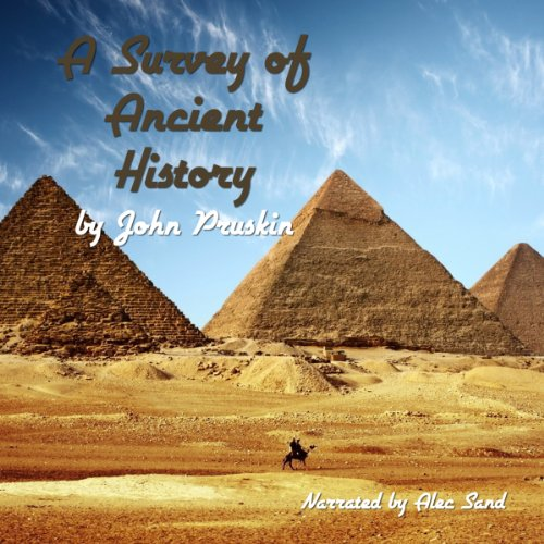 A Survey of Ancient History audiobook cover art