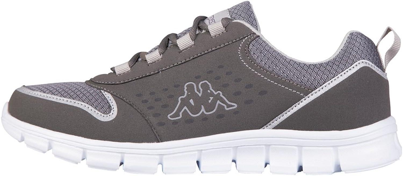 Kappa Amora Sneaker Grey Unisex shoes Trainers