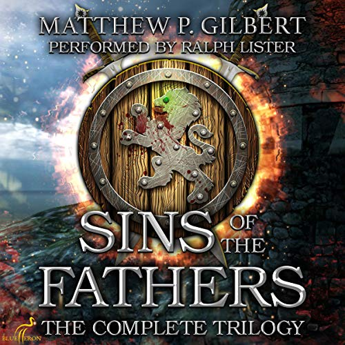 Sins of the Fathers: The Complete Trilogy  By  cover art