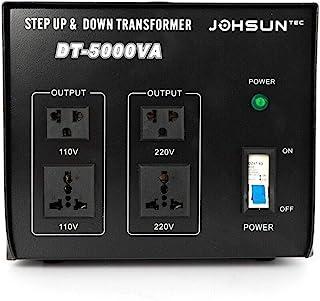 5000W spanningsomvormer transformator 220V naar 110V omvormer Voltage Converter