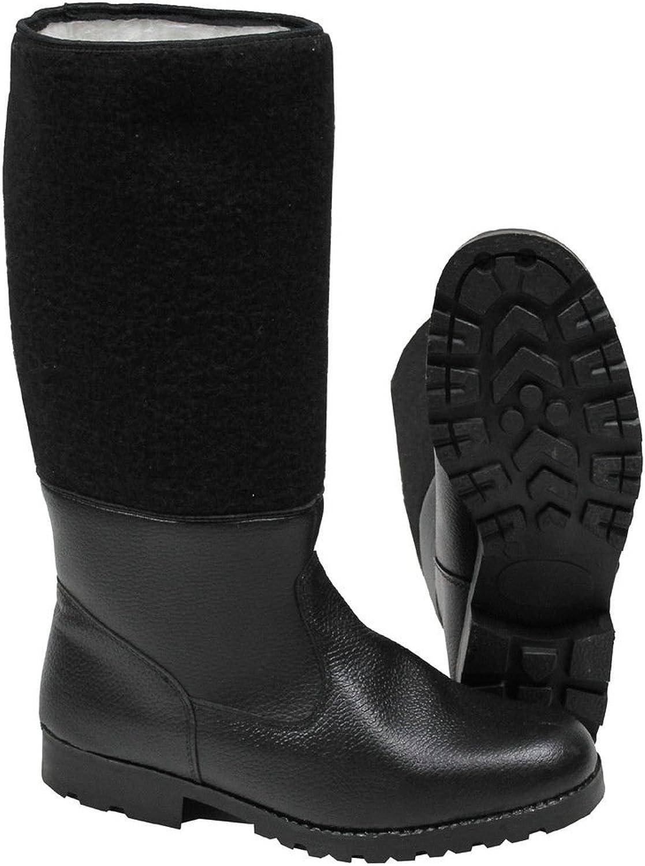 MFH Men's Boots black black