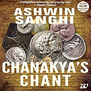 Chanakya's Chant cover art