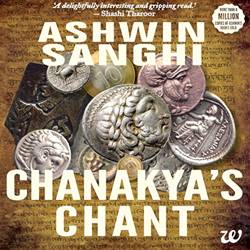 Chanakya's Chant audiobook cover art