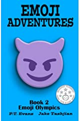 Emoji Adventures Volume 2: Emoji Olympics Kindle Edition