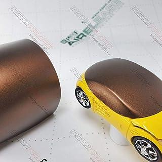 KPMF K75400 Matte Anodized Bronze| K75549 | Vinyl CAR WRAP Film (Sample 2in x 6in)