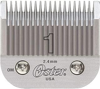 New Oster 76 clipper Blade Size #1 -76918-086 Professional Salon Barbe