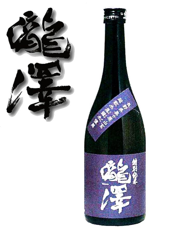 ゲートウェイ剣抜け目のない【日本酒】 長野県 信州銘醸 16度 瀧澤 特別純米 720ml