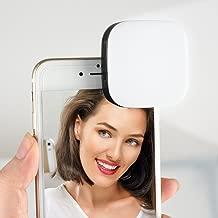 Godox LEDM32 Smartphone Mini Light, 5600K Selfie LED Spotlight, Dimmable Mini Video Light for Smart Phones